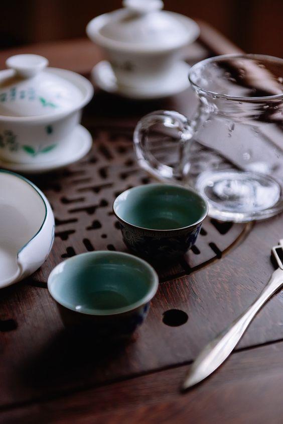 Dụng cụ uống trà