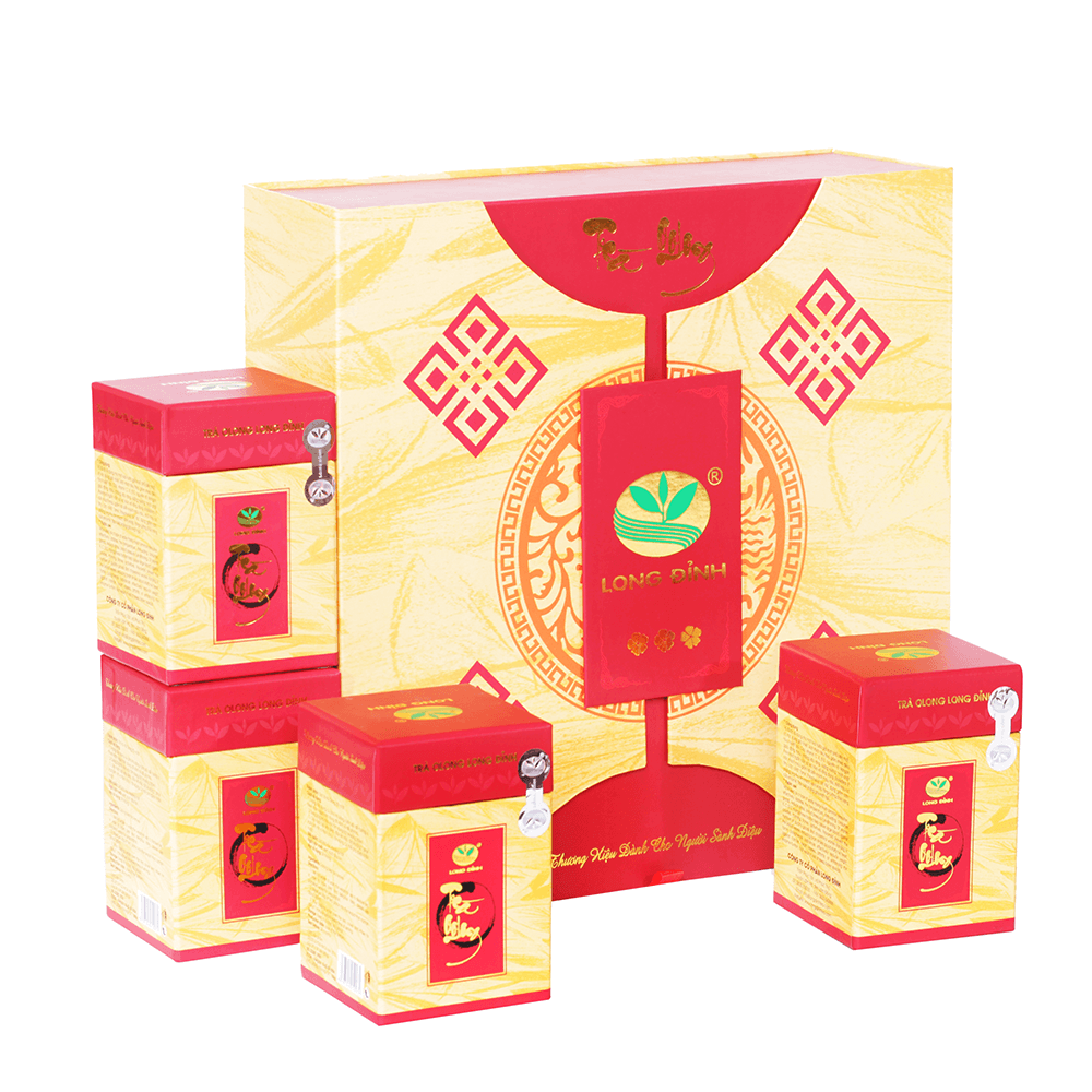 hộp trà cao cấp