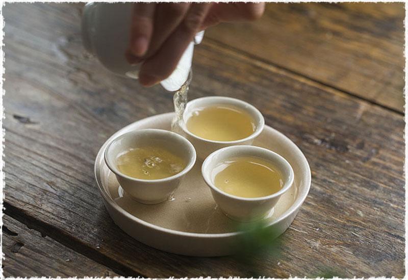 chuan bi tra 1 Cùng một loại trà, tại sao chúng ta không thể nếm hương vị giống như lần trước?