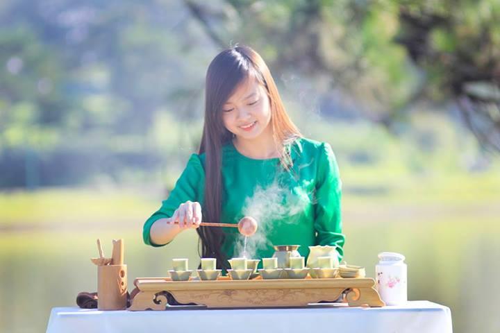 Hướng dẫn cách pha trà Ô Long