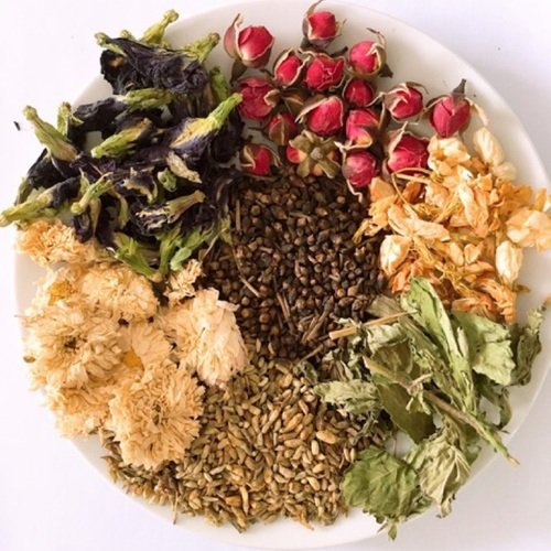 hita chay tra thao moc 1 1 HITA bật mí cách pha trà trà thảo mộc giúp tăng hương vị