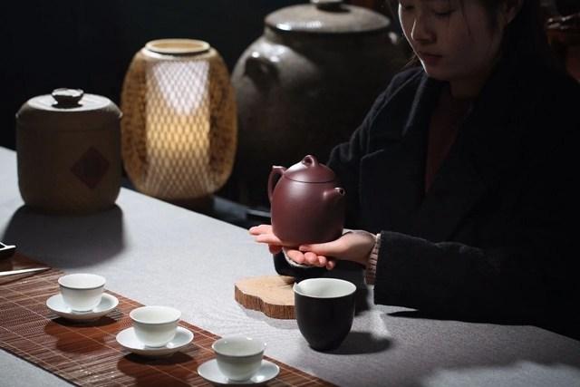 E1BAA5m tE1BBAD sa pha hoC3A0ng trC3A0 Ấm Tử Sa: Loại ấm tử sa nào phù hợp với loại trà nào?