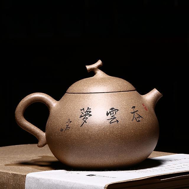 E1BAA5m tE1BBAD sa thE1BBB1c dE1BBA5ng Cách chọn ấm tử sa phù hợp với loại trà dựa theo dáng ấm