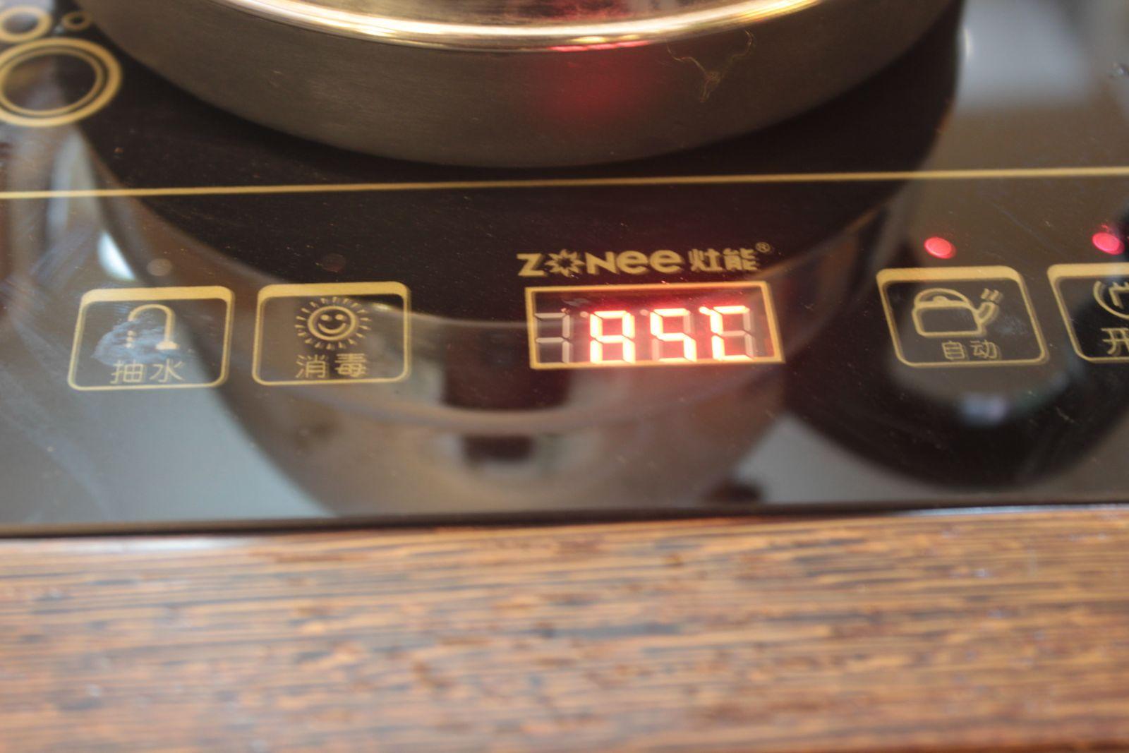 Bàn trà điện đa năng tích hợp bếp đun có kiểm soát nhiệt độ