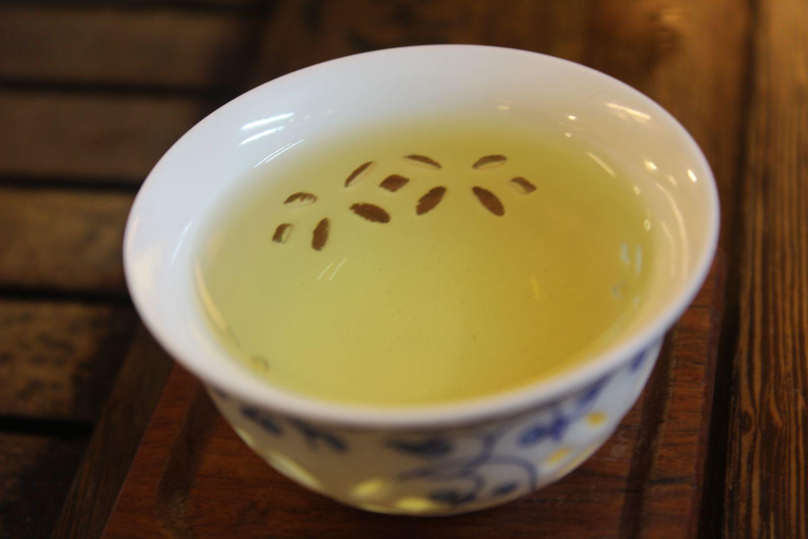 IMG 1179 Các loại trà nên pha bằng ấm tử sa Nghi Hưng