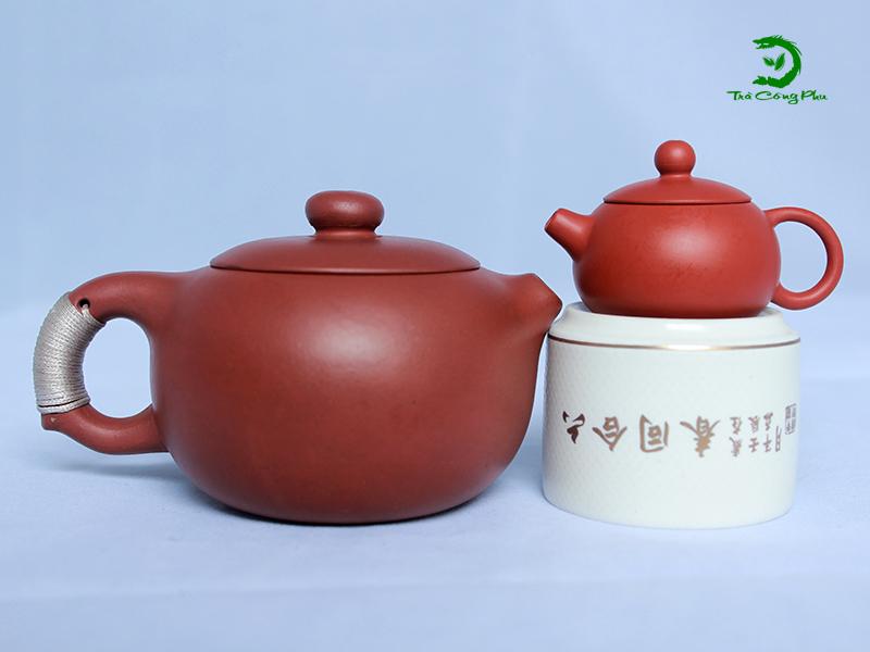 am tu sa ATS24A 1280 7 Các loại trà nên pha bằng ấm tử sa Nghi Hưng