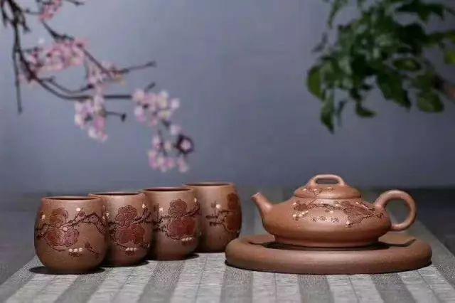 chE1BB8Dn E1BAA5m tE1BBAD sa Cách chọn ấm tử sa phù hợp với loại trà dựa theo dáng ấm