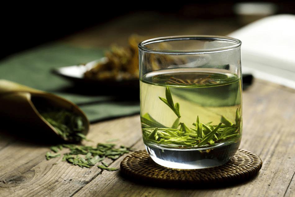 công dụng trà xanh