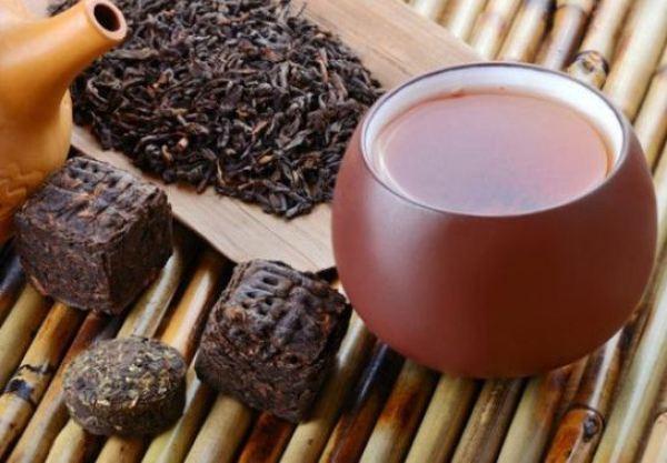 Tác dụng hỗ trợ giảm cân hiệu quả của trà phổ nhĩ
