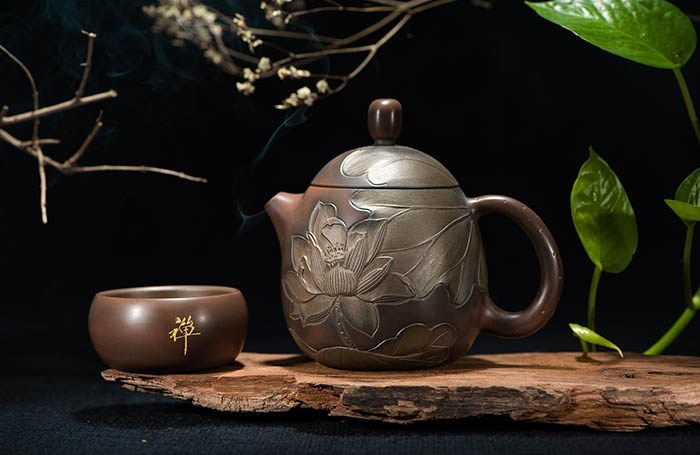 nghệ thuật thưởng trà của việt nam giao thoa với trà tàu