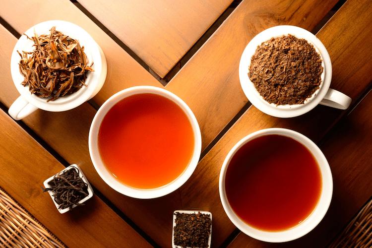 phân loại hồng trà
