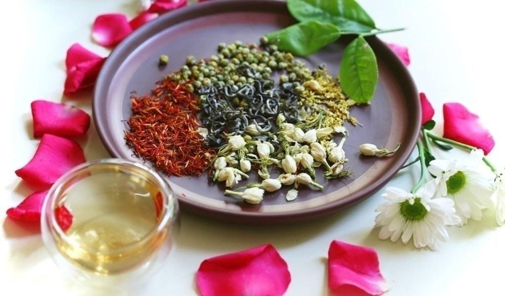 tra thao moc nen su dung hang ngay 1 Những loại trà thảo mộc nên sử dụng mỗi ngày