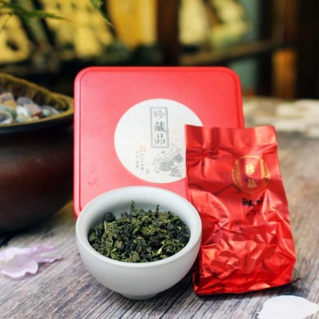 trà thiết quan âm, một loại trà ô long